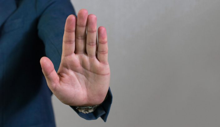 Stop Hand : GSTS in Liverpool offer a huge range of SIA TRaining courses for security professionals throughout the UK.