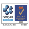 ISOQAR UKAS GSTS Security and training Liverpool