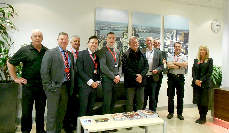 GSTS employees at a decision making course in Liverpool Norfolk Street