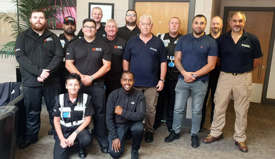 Control and Restraint Course September 2019