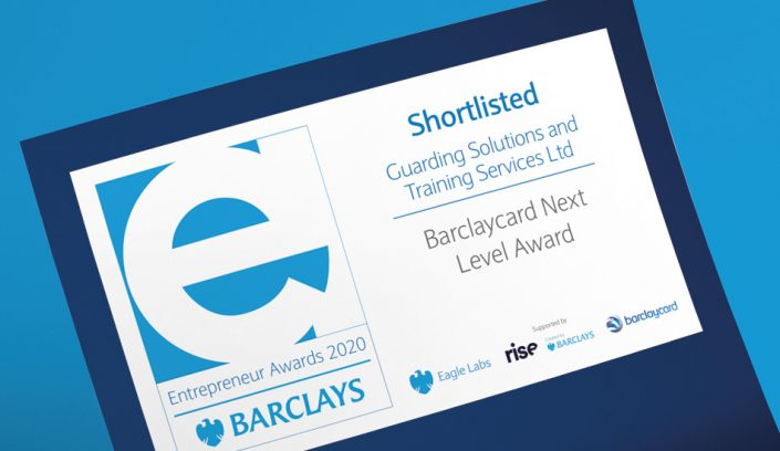 GSTS shortlisted for Barclays Entrepreneur Awards