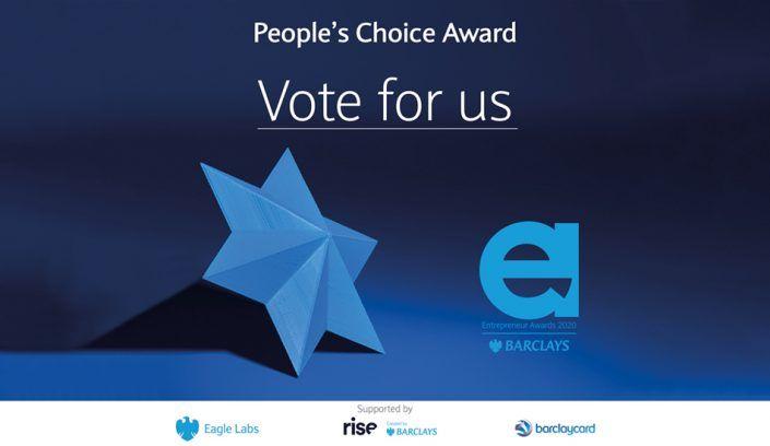 Barclays Entrepreneur Awards 2020