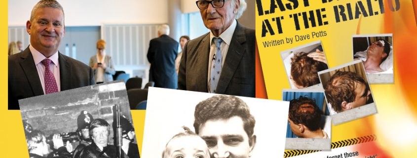 Dave Potts and Lord Heseltine