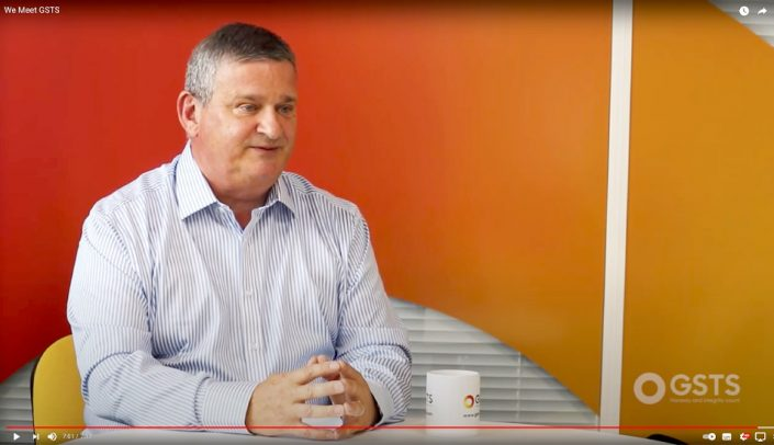 Dave Potts interviewed by Downtown in Business
